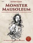 Monster Mausoleum 5E D&D