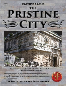 The Pristine City 5E D&D