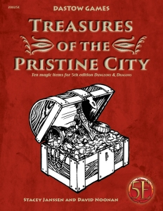Treasures Cover