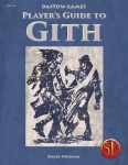 Players Guide to Gith 5E D&D
