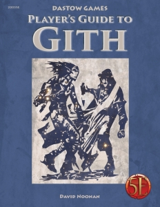 Players Guide to Gith