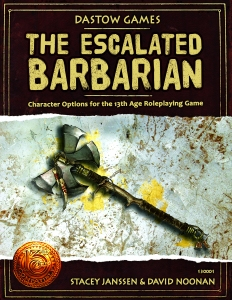The Escalated Barbarian