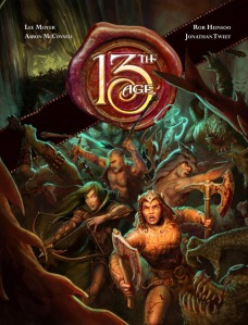 13th Age Roleplaying Game